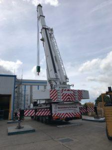 Terex 5800 Explorer - 220T Crane Fully Ballasted in Coventry